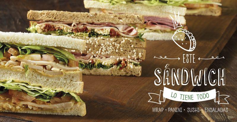 sandwiches preparados