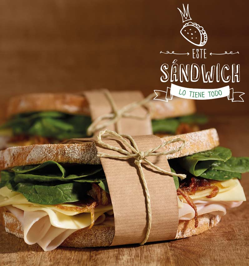 Tabla Sándwiches